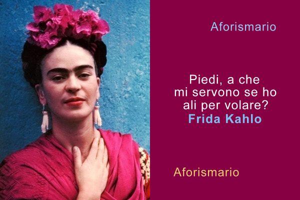 Aforismario Le Frasi Più Belle E Significative Di Frida Kahlo