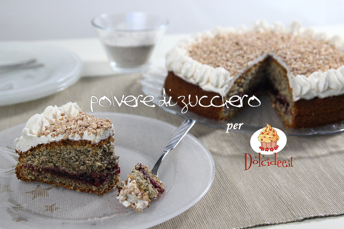 dolcidee.it cameo paneangeli rebecchi torta natura naked cake polvere di zucchero grano saraceno