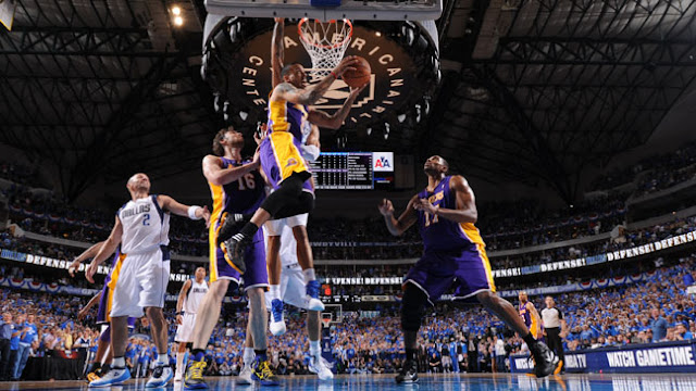 Sobre os jogos da NBA e Los Angeles Lakers em Los Angeles