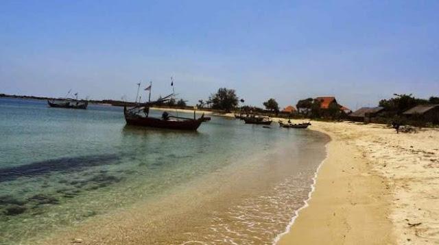 Wisata Pantai Blebak Jepara Jawa Tengah
