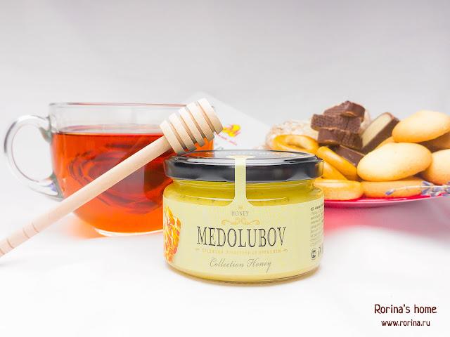 Крем-мёд «Медолюбов» с прополисом: отзывы