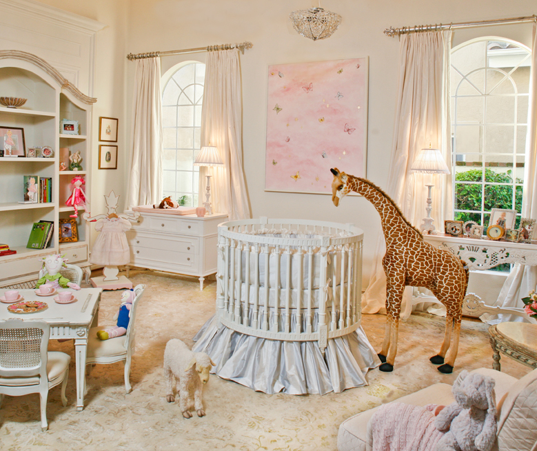 Designing A Baby S Room Consider The Following Points: Hydrangea Hill Cottage: Royal Baby Nurseries