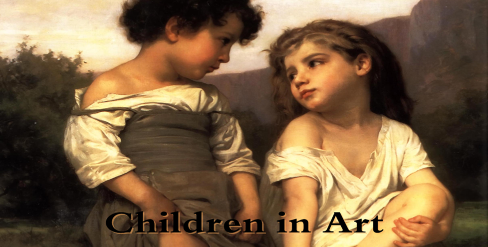 Children in Art di Catherine La Rose