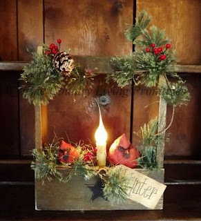 Fine country living primitives new christmas primitives for Fine country living