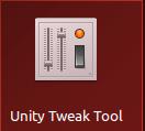 Unity Tweak Tool icono