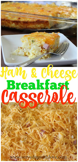 ham-egg-and-cheese-breakfast-casserole