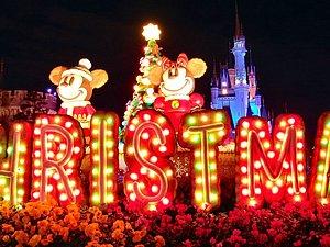 disney world christmas wallpaper backgrounds - photo #17