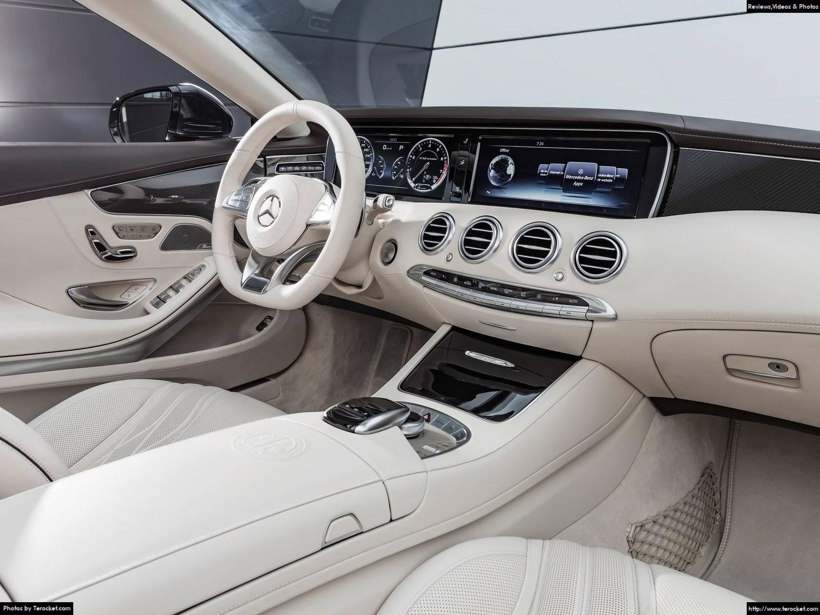 Hình ảnh xe ô tô Mercedes-Benz S65 AMG Cabriolet 2017 & nội ngoại thất
