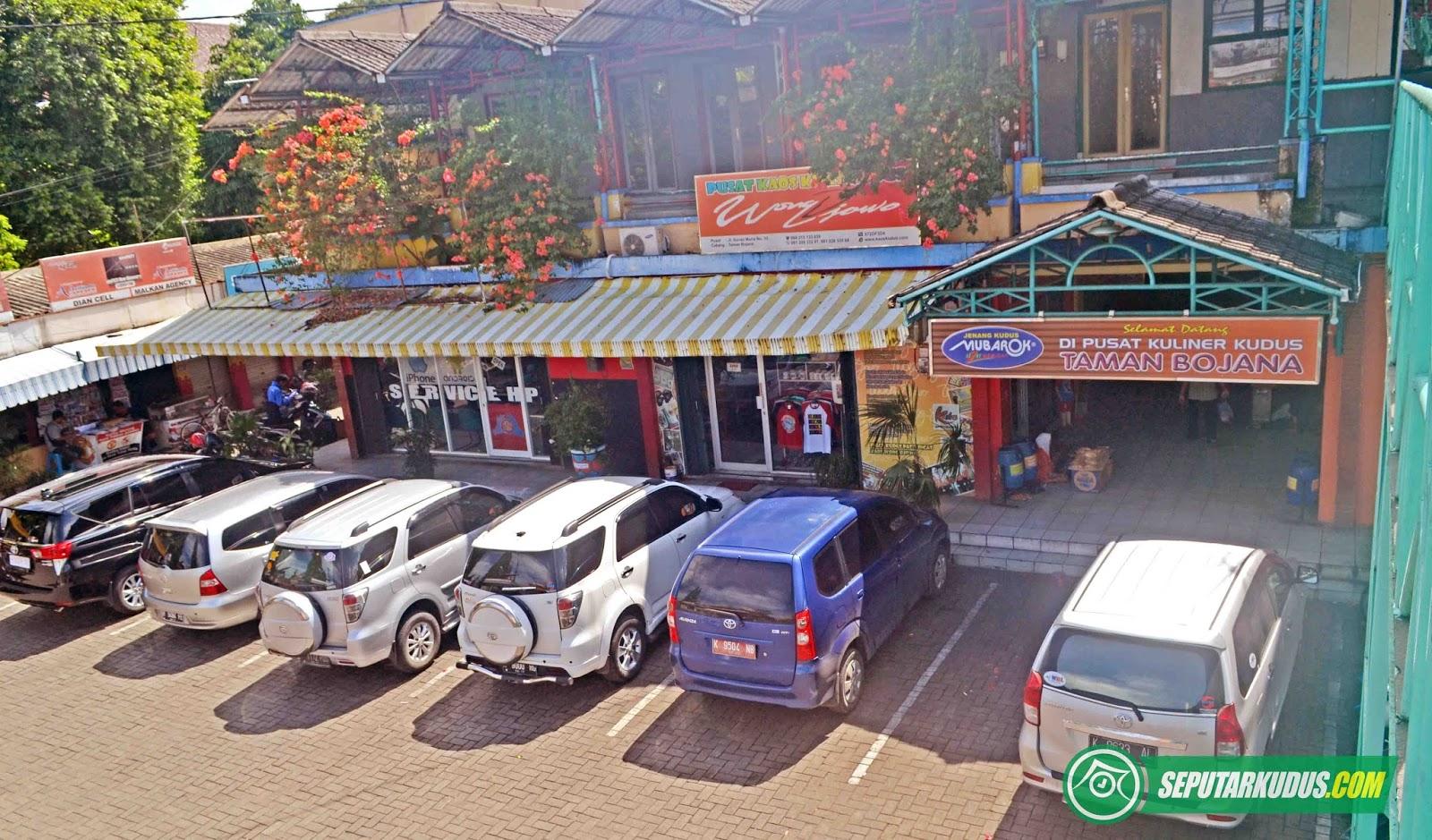 Kenapa Pusat Kuliner Kudus Di Sudut Simpang Tujuh Dinamai
