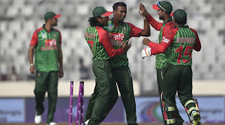 Today Match Prediction ZIM vs BAN 1st ODI
