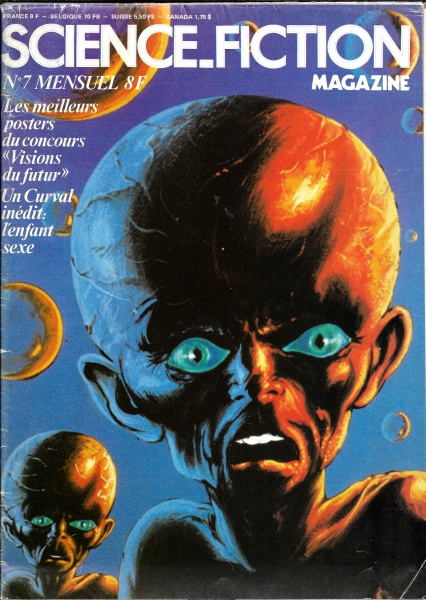Science-Fiction Magazine N° 7