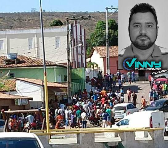 Chapada: Ex-candidato a vereador de Iramaia é morto com vários tiros