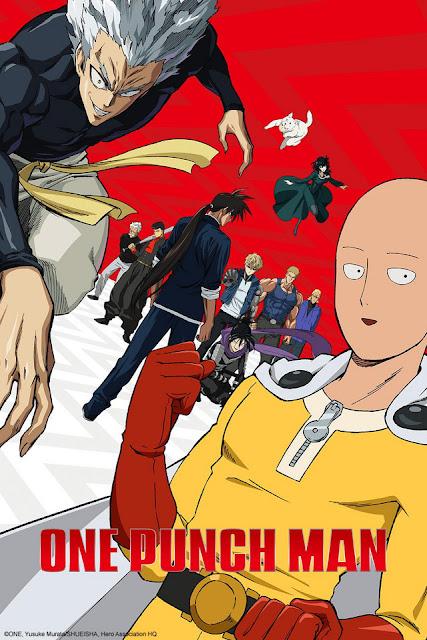 One-Punch Man (Season 2) -12 End ترجمة - lakhdar-sub