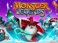 Monster Legends v.4.5.2 Mod APK (Unlock Everything)