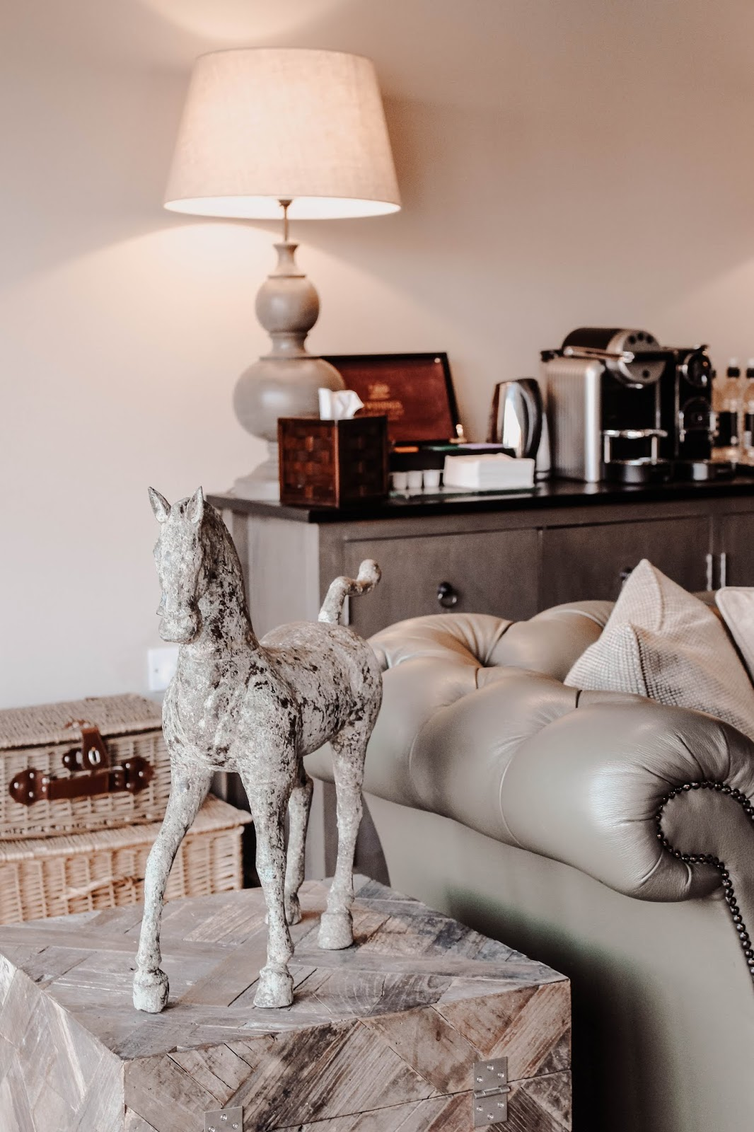 Four Seasons Hotel Hampshire Equestrian Centre Luxury Lounge