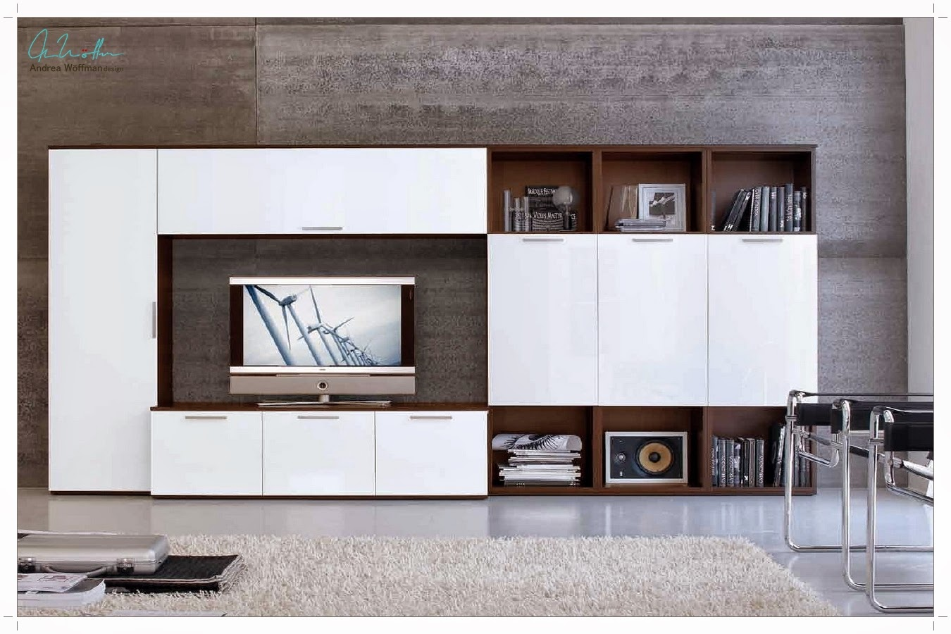 Mueble Tv A Medida Simple Mueble Tv With Mueble Tv A Medida  # Muebles Suspendidos Para Tv