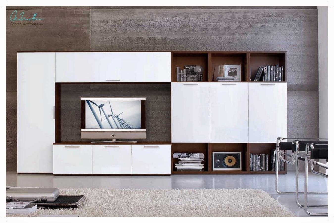 amoblamientos y productos Andrea Wffman Mueble Tv