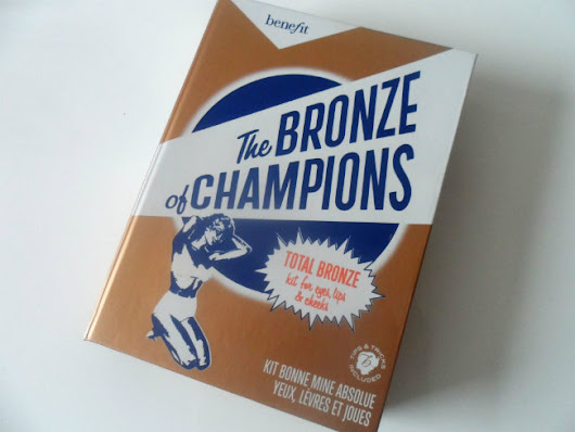 The Bronze of champions !! By BENEFIT