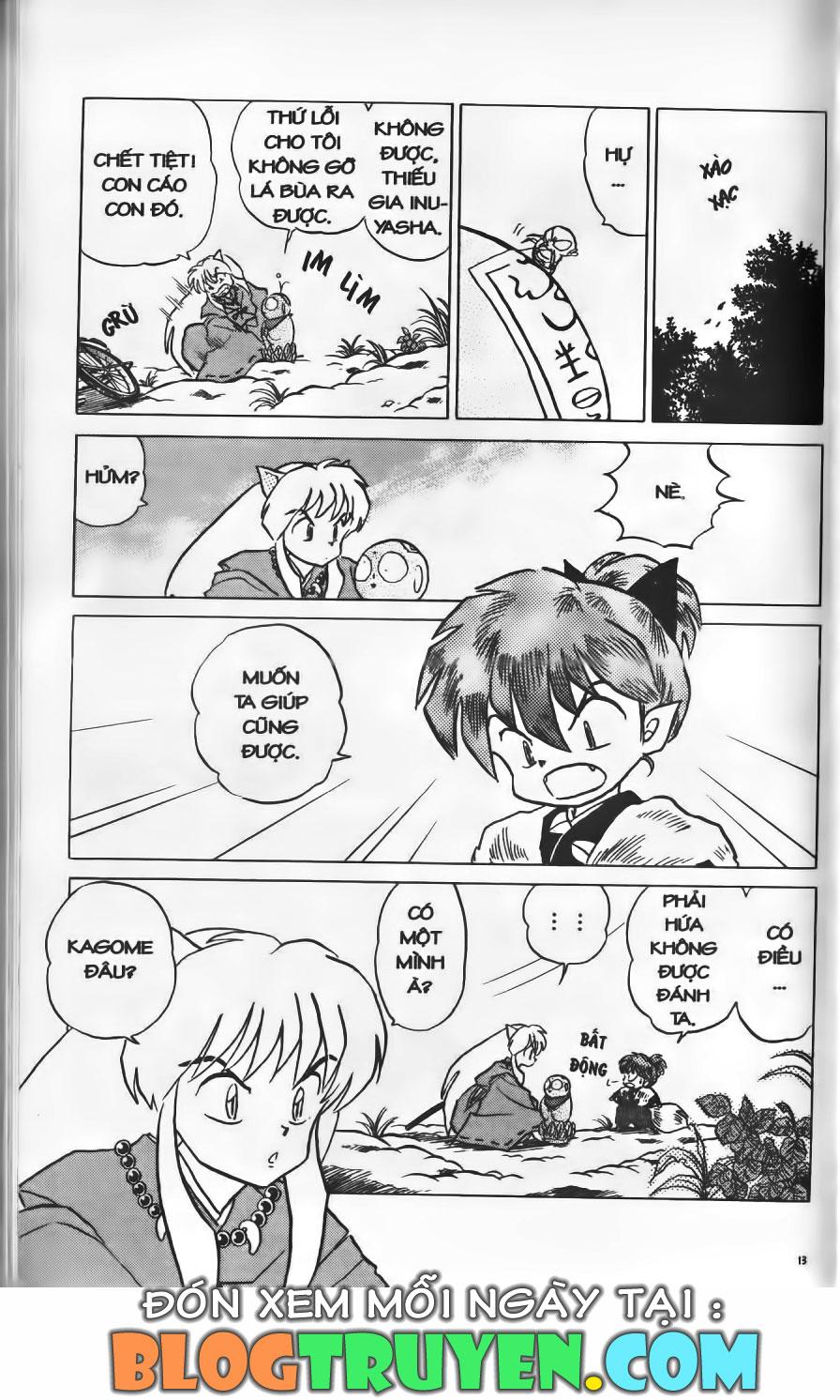 Inuyasha vol 04.1 trang 12