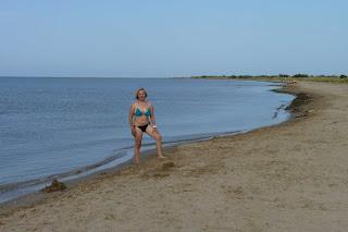 Playa de Riumar.