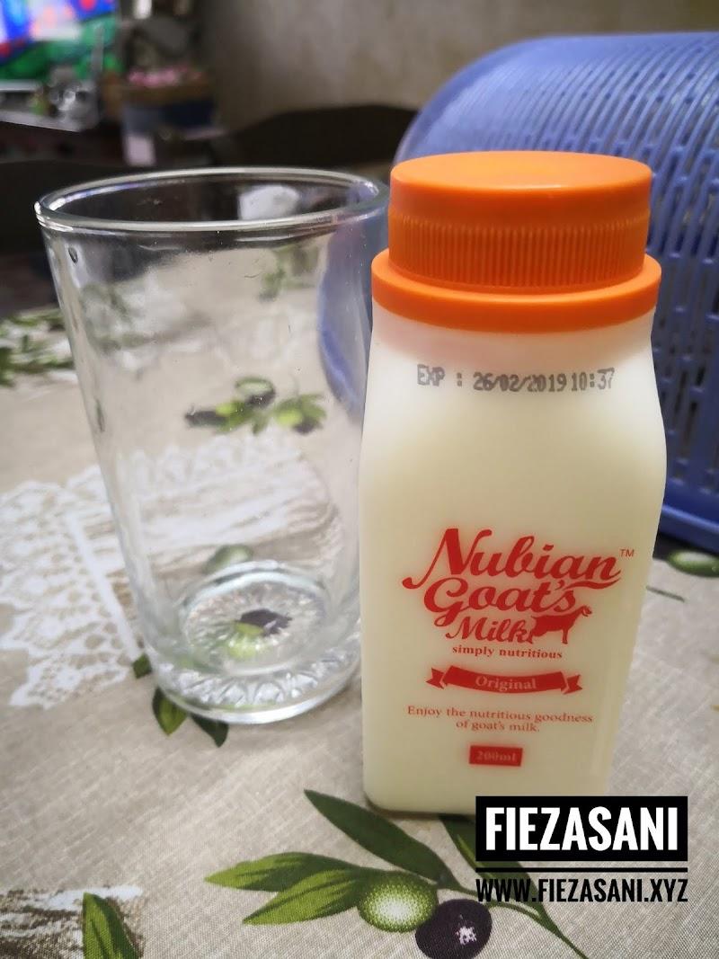 Mana Nak Dapatkan Susu Kambing Nubian Fresh area Kuala Lumpur