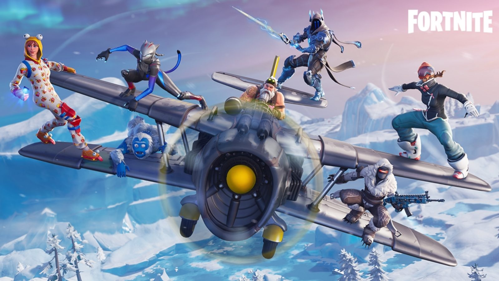 Fortnite Season 7 Trailer v7.00 Patch Notes