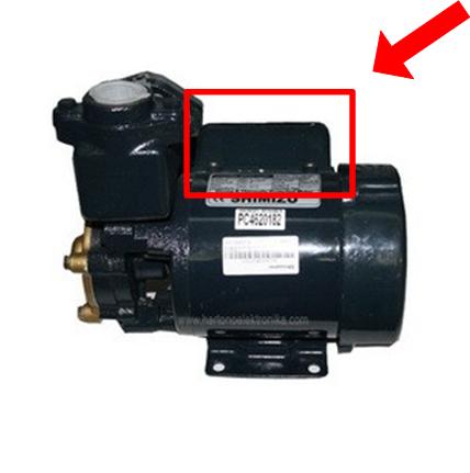 Cara Mengganti atau Memasang Kapasitor Mesin Pompa Air ...