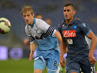 Head To Head Dan Prediksi Skor Napoli vs Lazio 9 April 2015