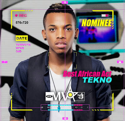 MTN 4Syte Music Video Awards Announces Best African Act Nominees