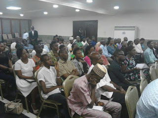 Cross section of participants at qlv 2016