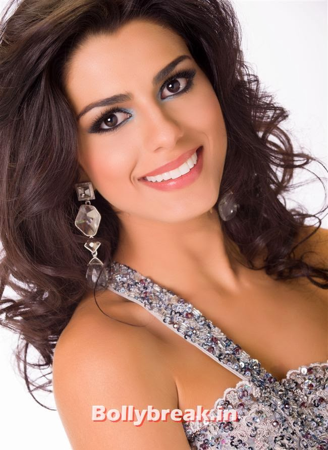 Miss Colombia, Miss Universe 2013 Contestant Pics