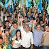 Camila visita municípios, participa de carreatas e defende redução de carga tributária na Paraíba