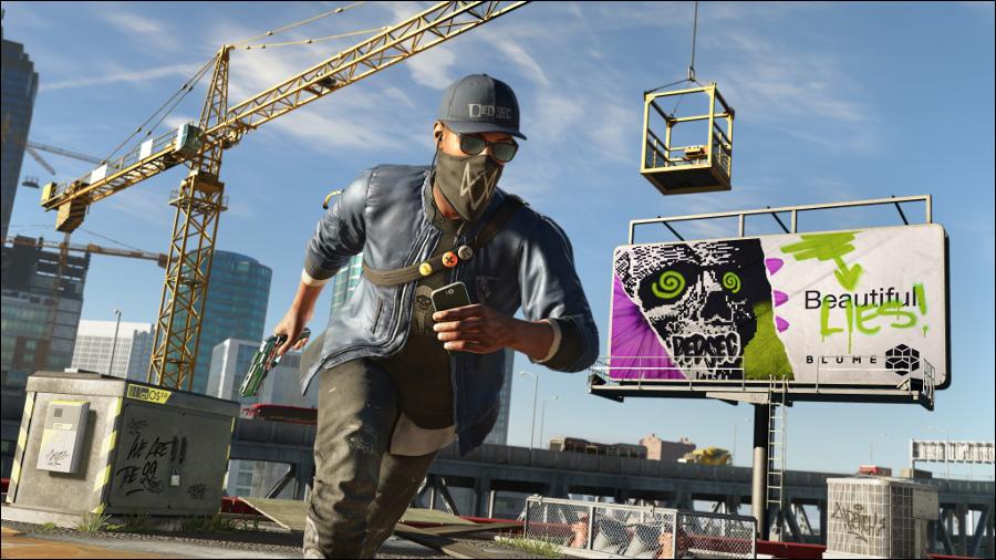 Watch Dogs 2 oficialmente anunciado, chega em Novembro