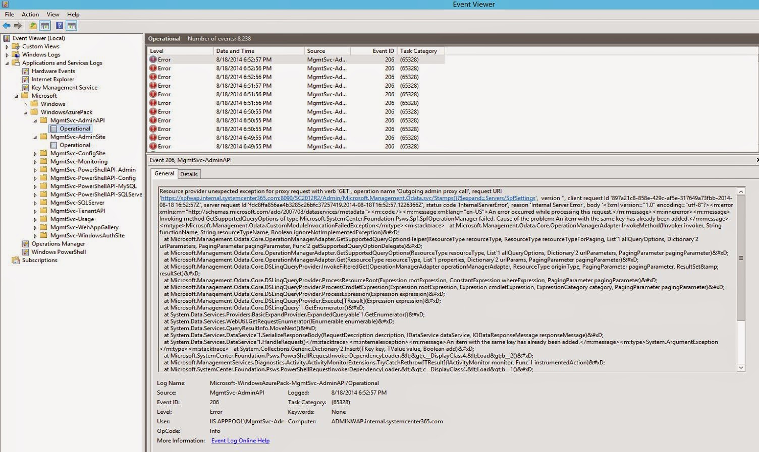 Virtualization and some coffee: VM Cloud is missing in Windows Azure