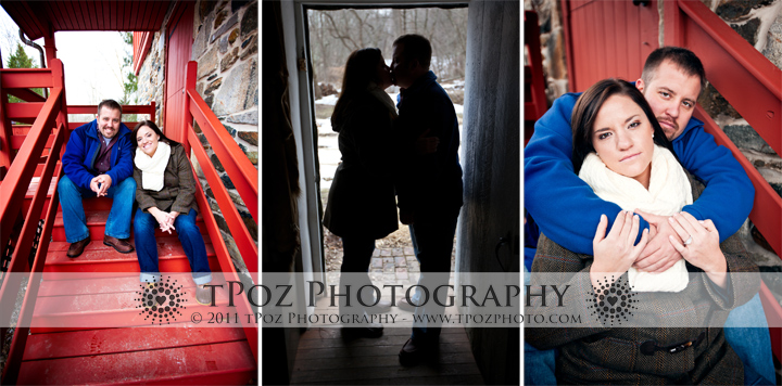 Jerusalem Mill Engagement Photos