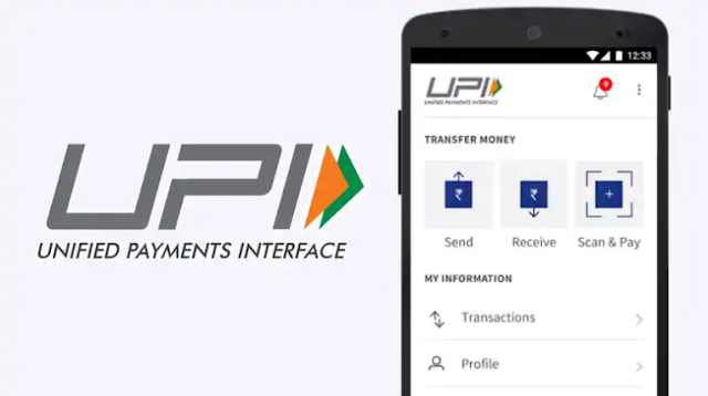 Payment using UPI