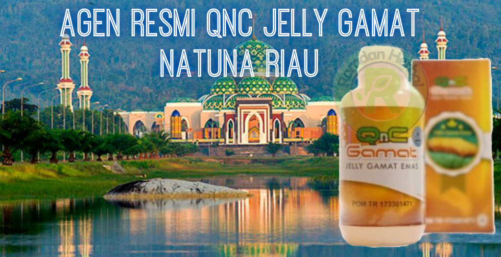 Agen QnC Jelly Gamat Di Natuna Riau