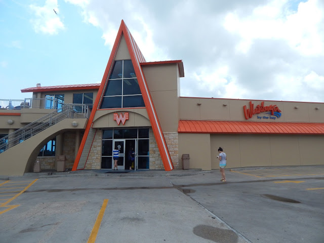 ten things you must do in corpus christi; Corpus Christi original whataburger