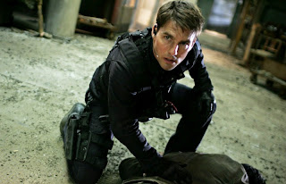 Tom Cruise as Ethan Huntin Brad Bird's Mission: Impossible 4