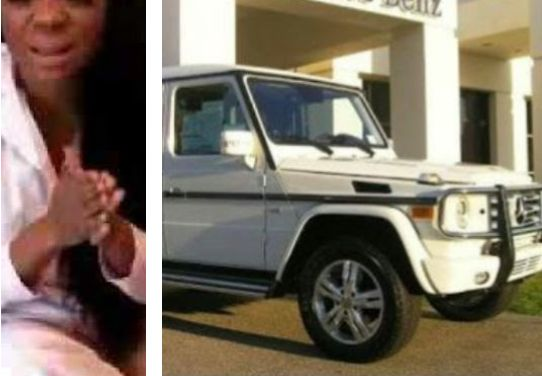 Smh! Nigerian Man Buys G-Class for A Man for Impregnating His Wife