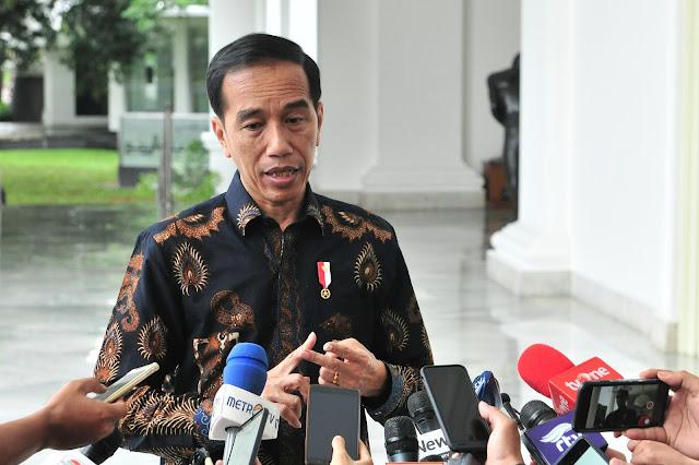 Soal Baasyir, Presiden Jokowi: Syaratnya Harus Dipenuhi, Setia Pada NKRI dan Pancasila