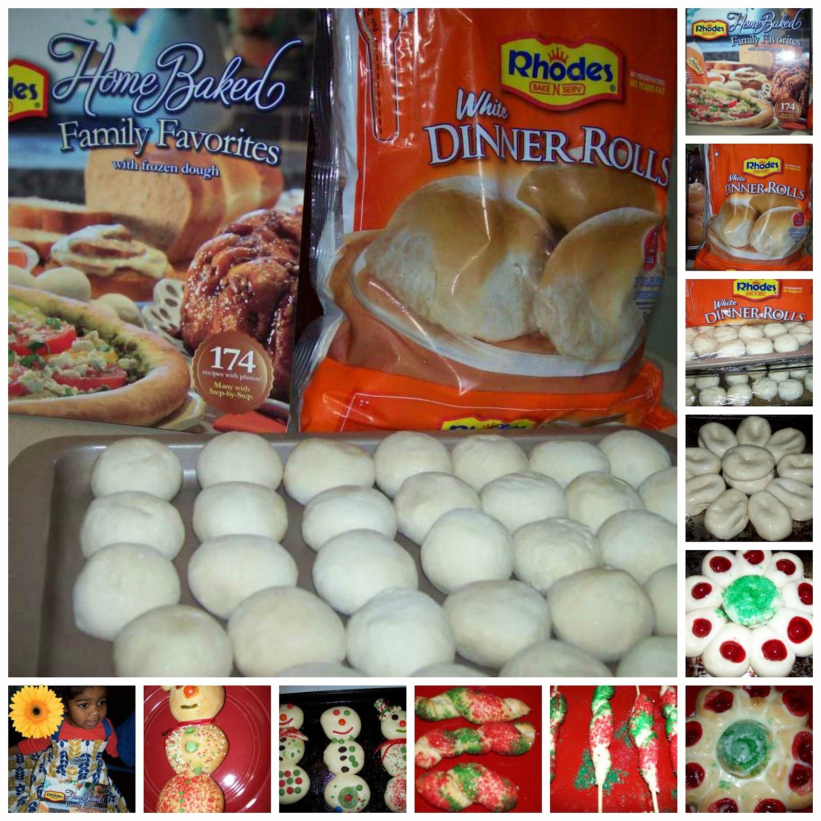 Rhodes Bread Dough Food Blog Inspiration