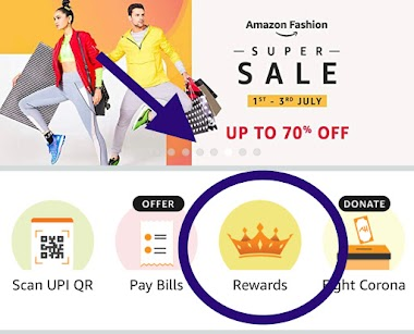 Amazon Pay Add Money, Recharge & Bill Payment offers of July Month