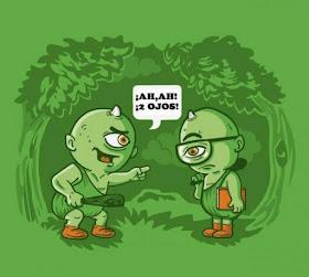 Meme de humor sobre mitología
