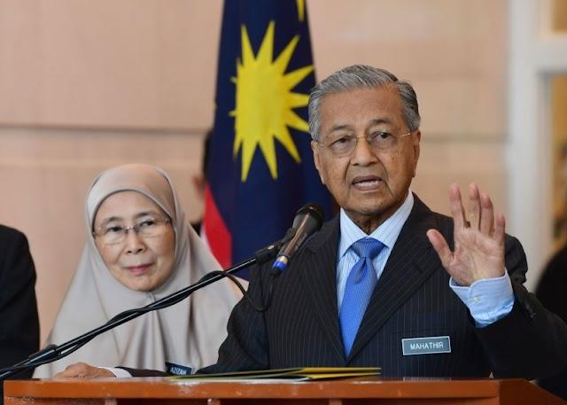 Malaysia akan terus kecam kekejaman Israel terhadap rakyat Palestin - Dr Mahathir