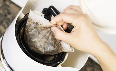 cómo limpiar la cafetera