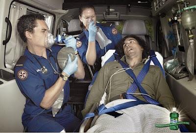 personal del  paramedicos