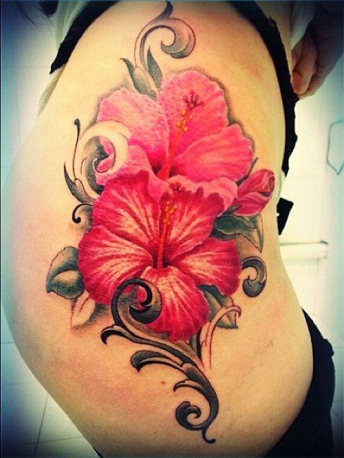 Tatuajes De Flores Elegantes Y Con Buen Gusto Belagoria La Web