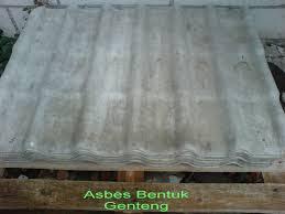 merupakan adonan enam mineral silikat alam Mengenal Kelebihan dan Kekurangan Genteng Asbes (Fiber Semen)