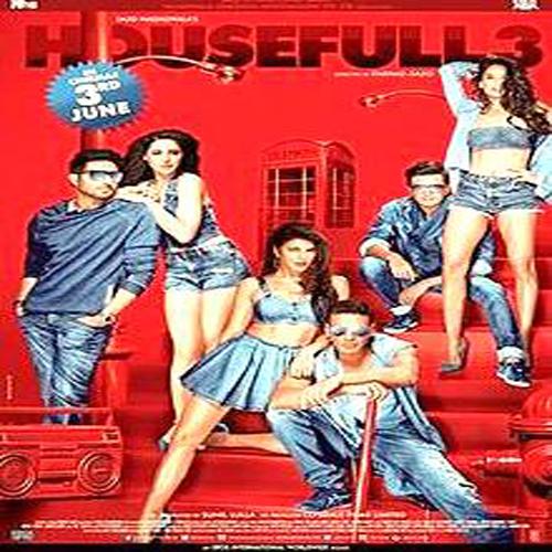 Housefull 3 Poster Film